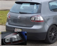 20061 HELLA LED Smoked Taillights for MK5 Rabbit - GTI