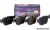 HB642F.658 Rear | Hawk HPS Compound Performance Brake Pads | B8 Audi A4 | A5 | S5 | S4 |  Q5