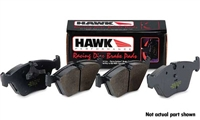HB544N.628 Rear | Hawk HP Plus Compound Performance Pads