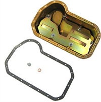10.115.410K SportTuned Baffled Steel Oil Pan | Mk1 | Mk2 | Mk3 8v