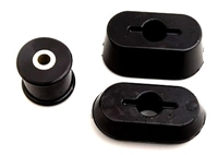15.1105G Polyurethane Dogbone Bushings (Black) | Mk4