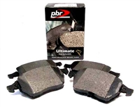 D1865C Rear | PBR Ultimate Ceramic Brake Pads | Mk5