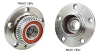 1J0501477A - Wheel Bearing with Hub Assembly (GMB brand) | Rear Mk4